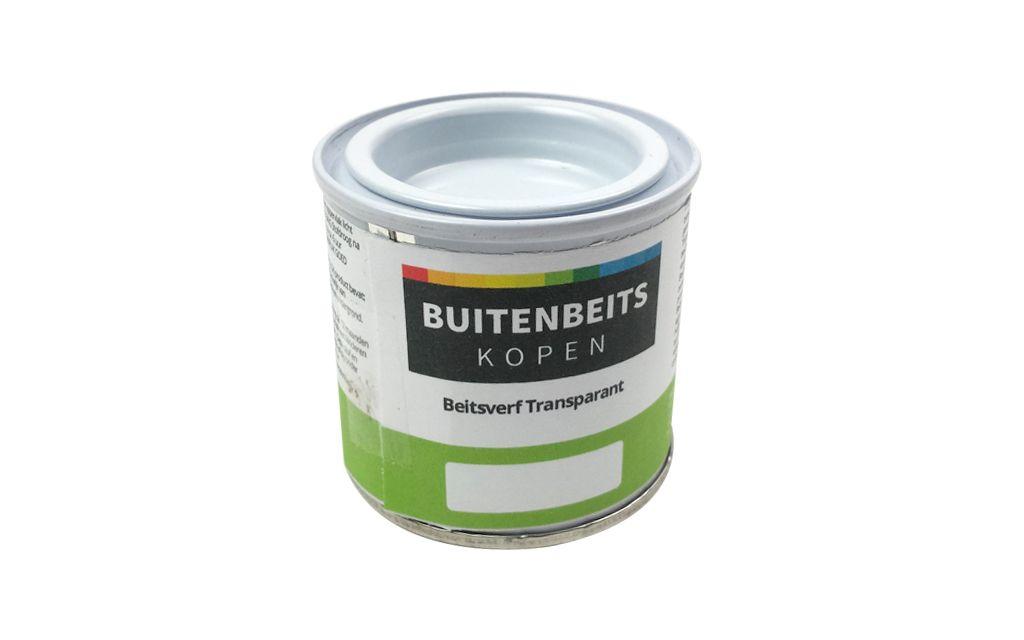 Proefverpakking Beitsverf Transparant 100 ml