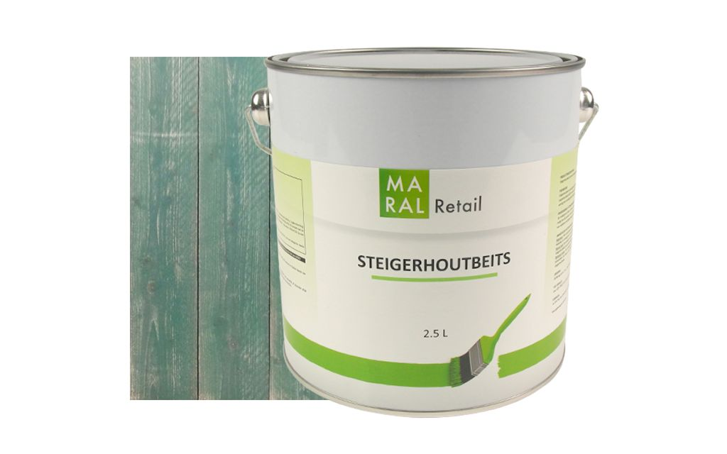 Steigerhoutbeits Green Wash